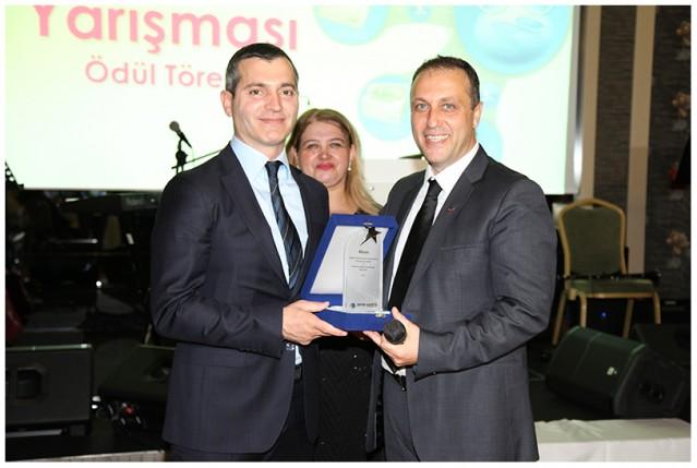 Optik Gazete Yarışma 2015 Ödül Töreni