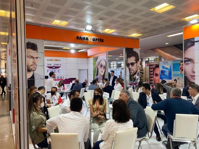 Ankara Optikçiler Buluşması Fuarına 3. Gün