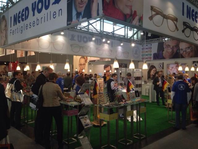 OPTI München Gözlük ve Optik Fuarı 2014