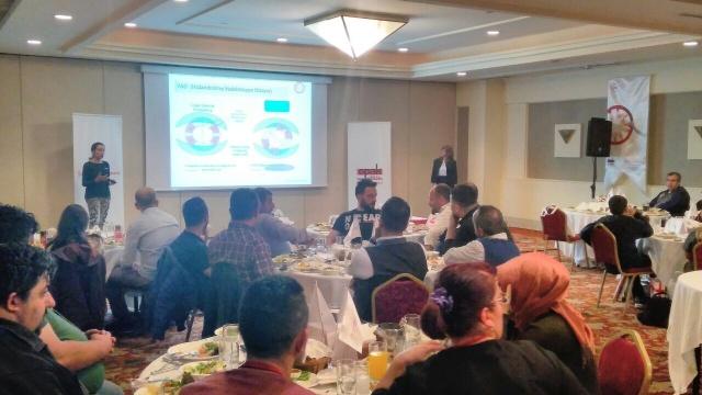 Johnson & Johnson - Opak Lens 2017 Kontak Lens Tanıtım Toplantıları - Trabzon