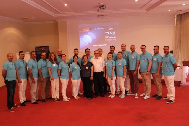 Baha Optik ve Opak Lens Antalya Fuarı