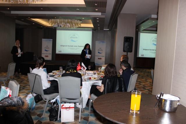 2018 Bölgesel Kontak Lens Toplantısı 21 Kasım Titanic Business Golden Horn İstanbul