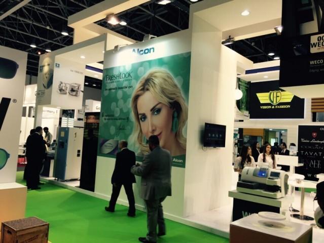 Vision-X Fuarı Dubai