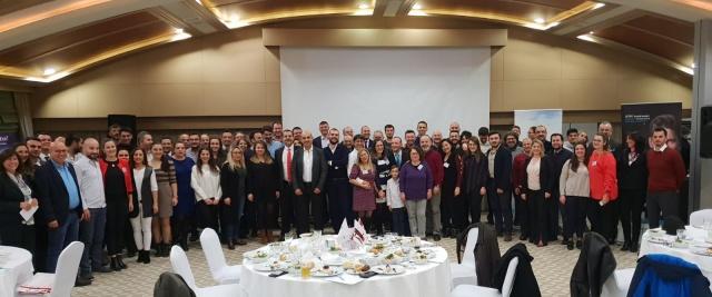2018 Bölgesel Kontak Lens Toplantısı Çanakkale Kolin Otel