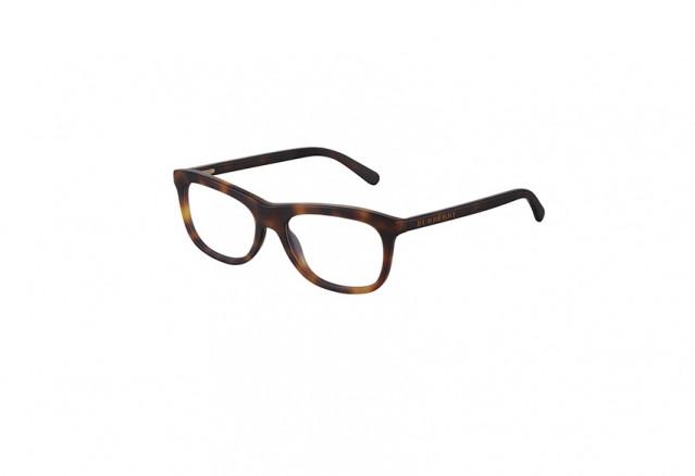Burberry 2014-2015 Sonbahar/Kış kadın ve erkek gözlük koleksiyonu