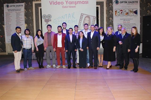 Optik Gazete Ödül Gecesi 2014