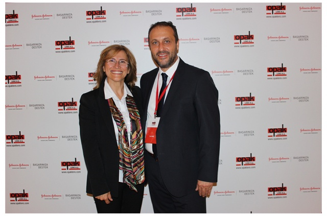 j&j ve Opak Lens 2016 Bölgesel Kontak Lens Toplantıları – Konya