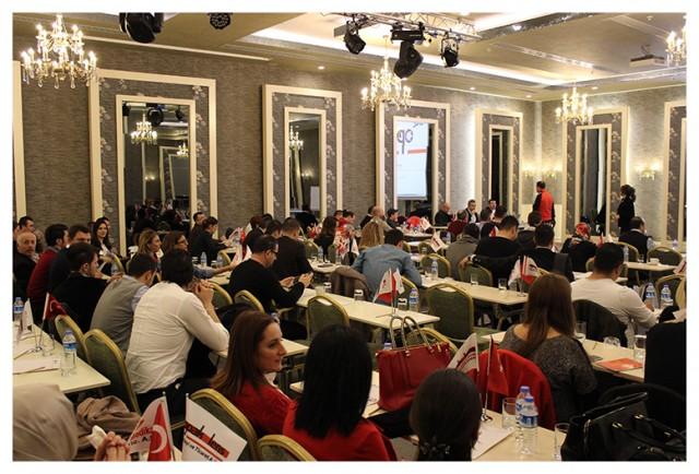 Opak Lens Yıllık Değerlendirme Toplantısı 2015