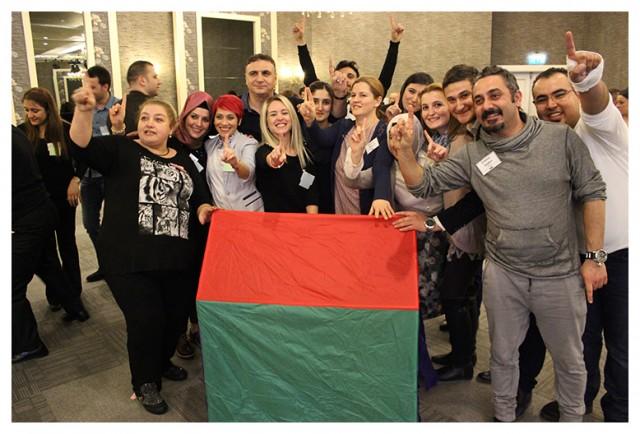 Opak Lens Grup Toplantısı 2015