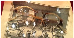 Gözlük Müzesi Brilmuseum Amsterdam