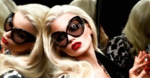 Vogue/Güneş Gözlüğünüzü Rujunuza Göre Seçin...