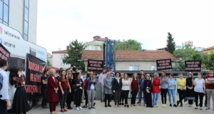 Erol Harbi Korsan Lens Satışına Hayır Yürüyüşü Başlangıç