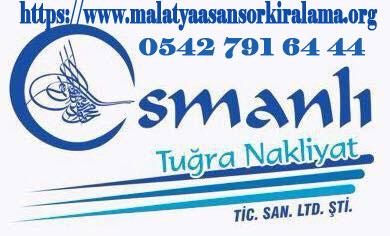 Malatya Osmanlı Tuğra Nakliyat-Evden Eve Nakliyat