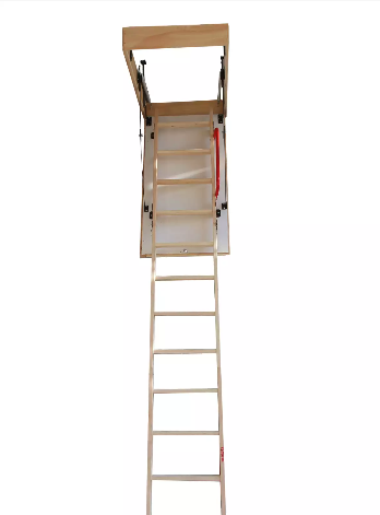 Nukan Çatı Merdivenleri