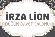 İrza Lion Düğün Davet Salonu