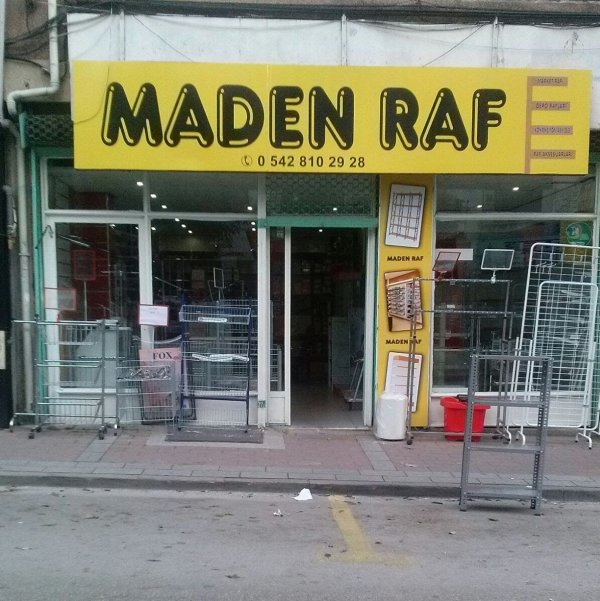 maden raf