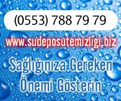 Biz Su deposu temizliği hizmetleri