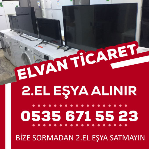 Ankara İkinci El Eşya Alanlar Elvan Ticaret