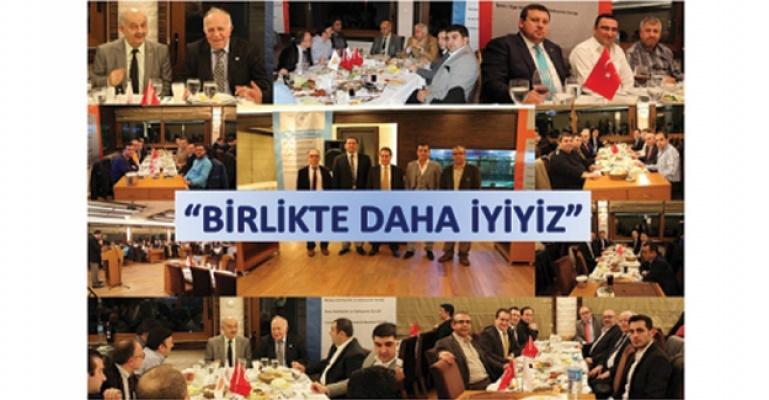 """""""BİRLİKTE DAHA İYİYİZ"""" Yemeğinden Ayrıntılar"""