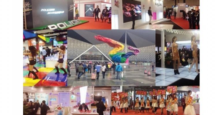Çin'de düzenlenen SIOF 14. Optik Fuarı'ndan Renkli Görüntüler..