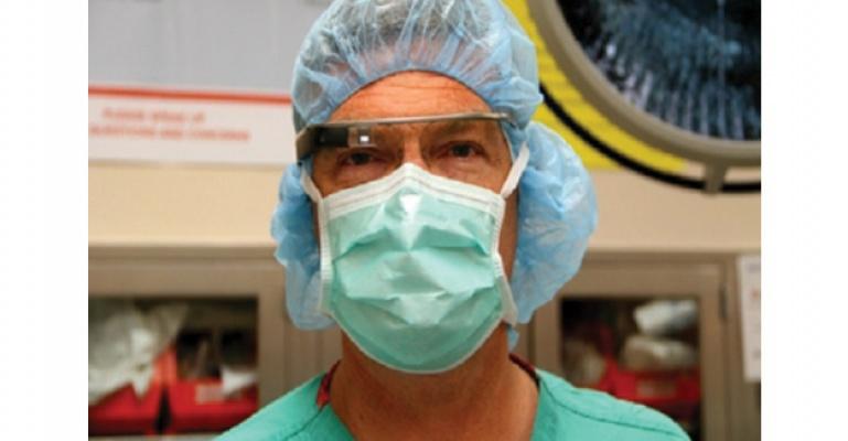 Google Glass'la bütün ameliyatı kaydettiler