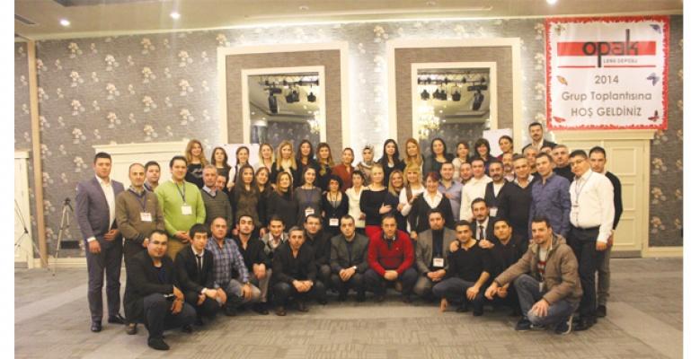Opak Lens Grup Toplantısı 2014