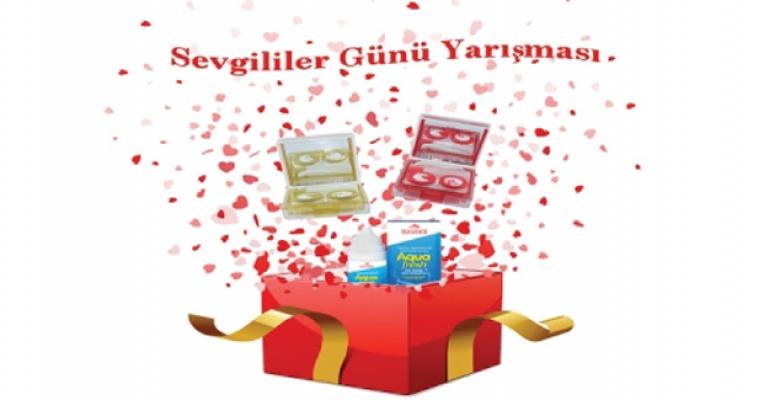 Optik Gazete'den hediyeli Sevgililer Günü yarışması