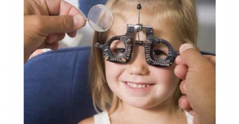 'Sağlıklı Gözler Başarılı Nesiller'