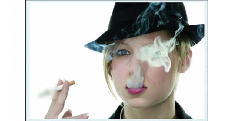 Sigara Göz Sağlığını Etkiliyor...