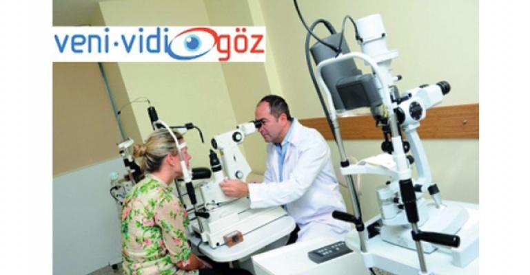 Veni Vidi Göz Sağlığı Merkezi Sakarya'da açıldı