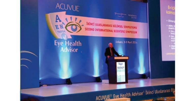 Eye Health Advisor Uluslararası Bilimsel Sempozyumu
