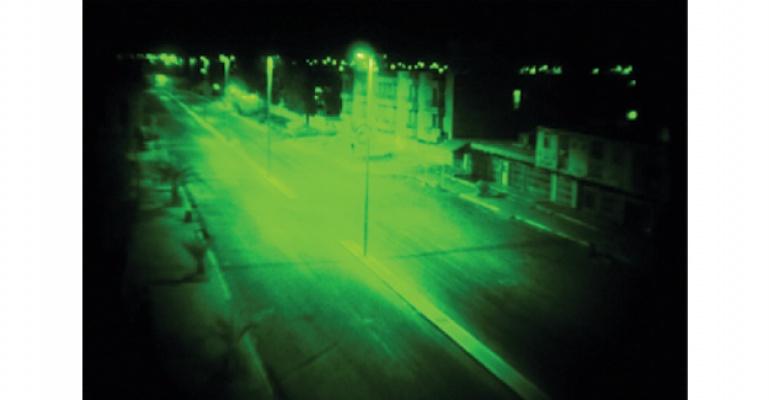 Geceyi gündüze çeviren lens