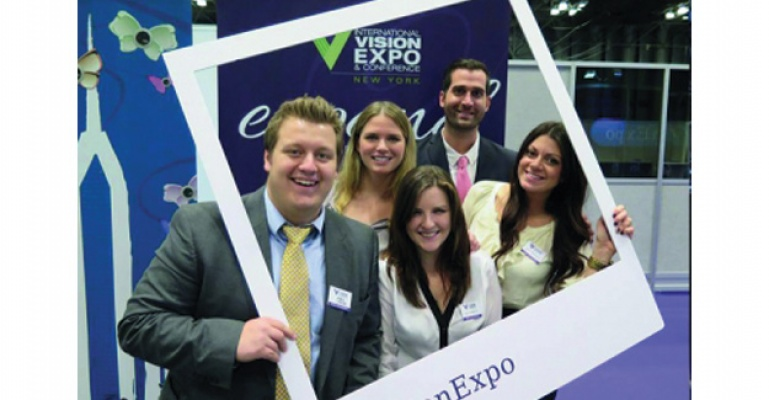 International Vision Expo New York'ta Düzenlendi