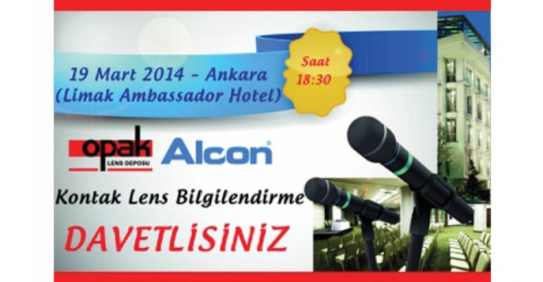 Opak Lens & Alcon İşbirliği ile Kontak Lens Bilgilendirme Serisi-2