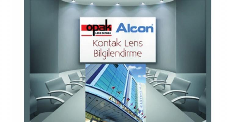 Opak Lens&Alcon İşbirliği ile Kontak Lens Eğitim Serisi