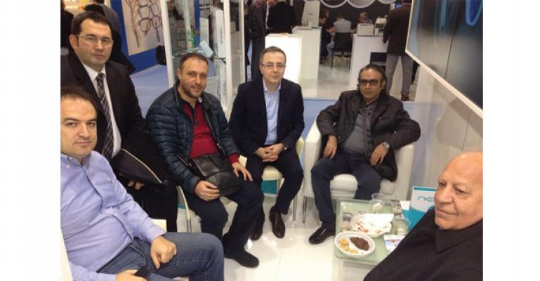 Türkiye İlaç ve Tıbbi Cihaz Kurumu Mido Optik Fuarı'nda