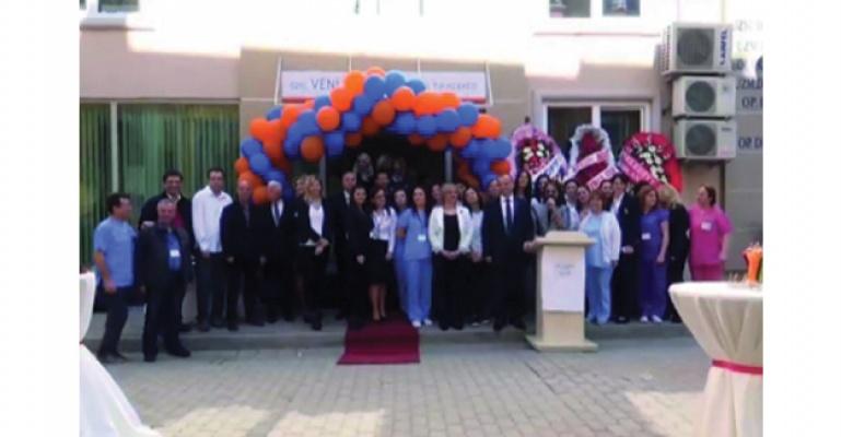 Veni Vidi Göz Sağlığı Merkezi Silivri'de açıldı
