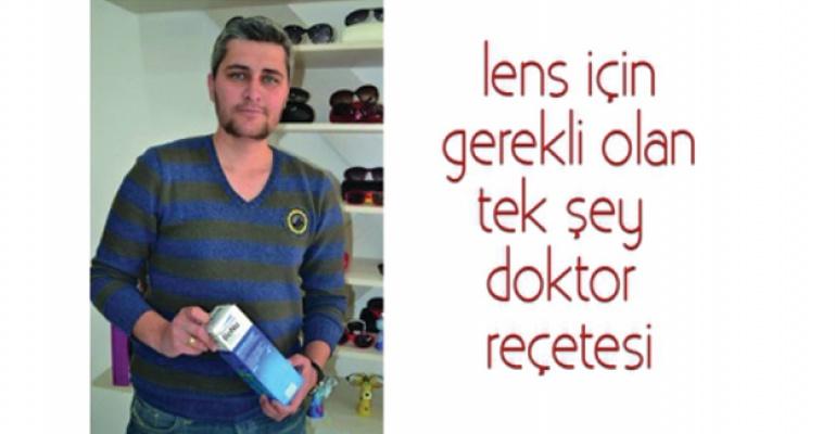 """""""Doktor Kontrolünde Kullanılan Lensler..."""