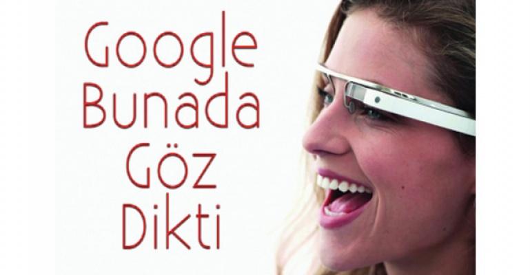 Google 'Glass' kelimesinin peşinde