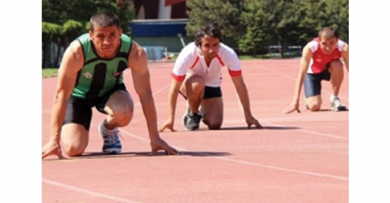 Görme Engelli Sporcuların Azmi