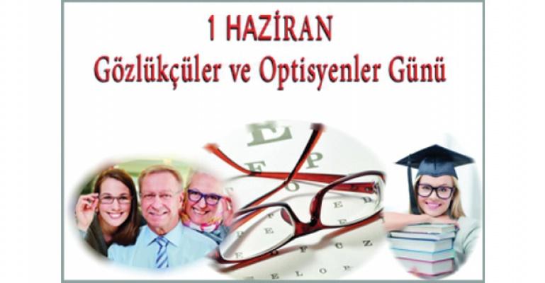 1 Haziran Gözlükçüler ve Optisyenler Günü Programı