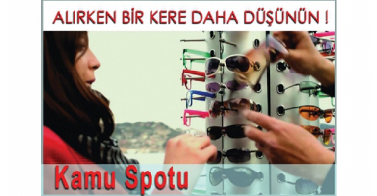 Gözlük Sağlık Aracıdır, ucuza kaçmayın.