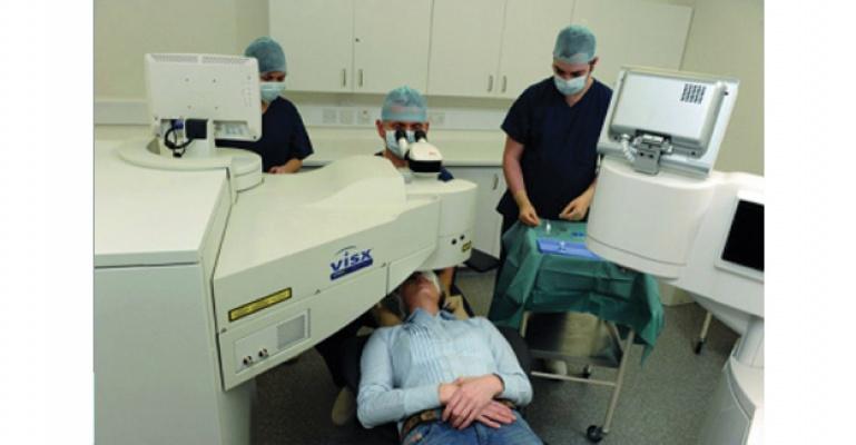 Harran Üniversitesi göz tedavisinde başarılı çalışmalarına devam ediyor.