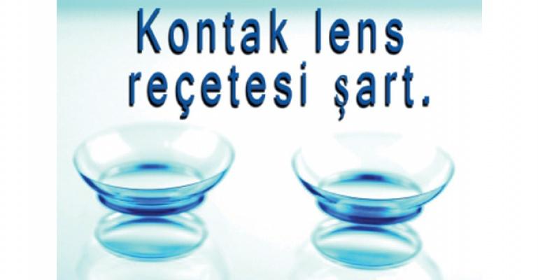 Kontak Lens Reçetesi Şart