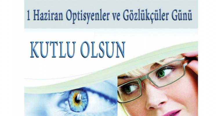 Optisyenler ve Gözlükçüler Günü kutlu olsun.