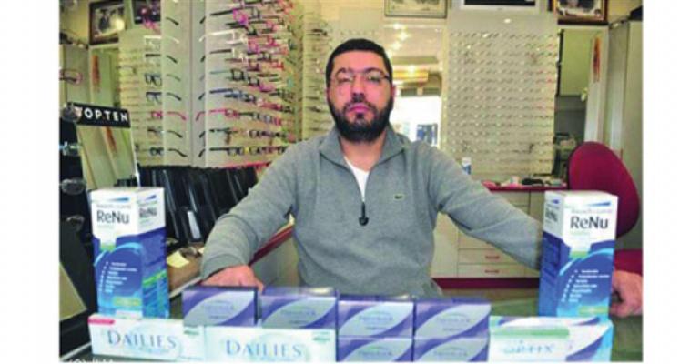 Türkiye'de internet üzerinden alınan lensler yüzünden...