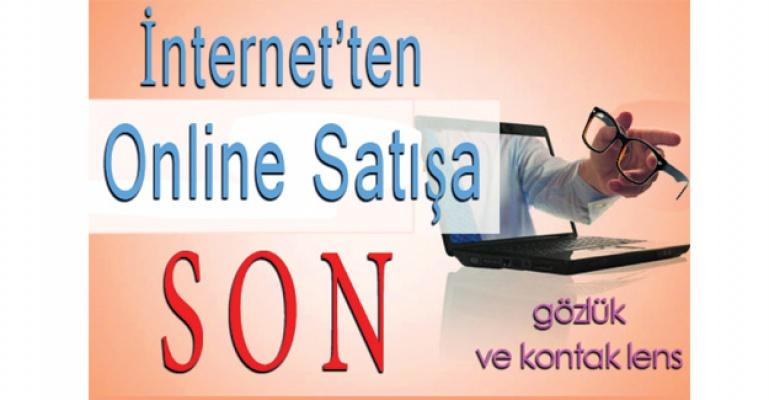 Yeni Yönetmelik Düzenlemesi ile İnternet'te Online Satışa Son