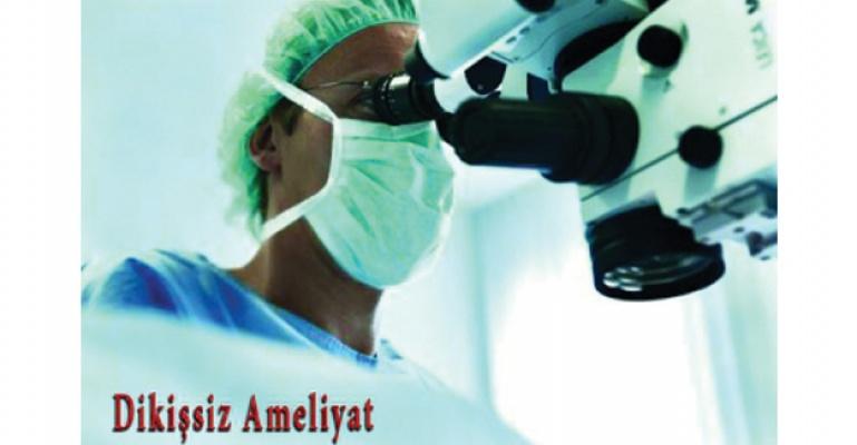 Bozulan retinaya dikişsiz ameliyat