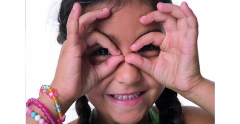 Çocuklarda Göz Hastalıklarına Karşı Uyarı !