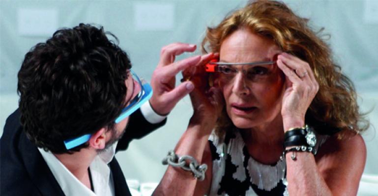 Google Gözlük Modasında Dev Markalarla Yarışıyor!